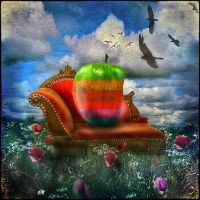 This is Not an Apple by Godino