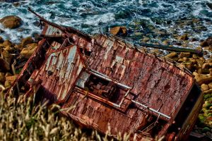 The wreck 7 by forgottenson1