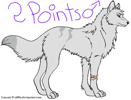 Wolf Adopt 2 Points *open* by oOAshookaOo