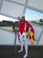 Ghirahim Cosplay #1 by plastic-anime