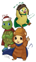 Wonderpets by Sunnynoga