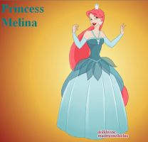 Disney Princess Melina by KessieLou