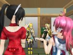 MMD Which one's Lily? by legacyskye