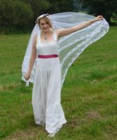 bride on a field 8 by indeed-stock