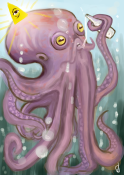incompletopus by paulovicto