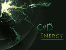 C4D Energy by X100-Styles