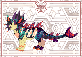 FILMOPES Coral adopt  by iHeadsetShiba