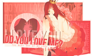 || Do you love Me? || by Izza-chan