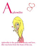 A is for Aphrodite by jml-07