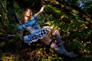 Alice In Wonderland: Rest by SFLiminality