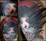 Last tattoo by MySweetDarkness