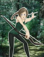 Katniss Everdeen by NorHay