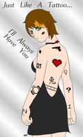 Just Like A Tattoo by Kaie13