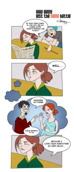 Harry Potter Comic 02 by Loleia