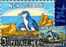 Postal Pet Penguins by lemurkat