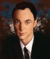Jim Parsons by GuppyBlue