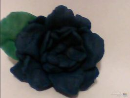 Blue Rose by Hevansflame