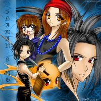 Shaman King by torikat