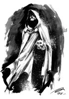 Doctor Doom by rafaelalbuquerqueart