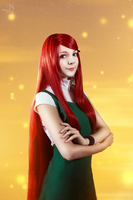 Kushina by JennyKinder