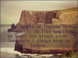 Timeless Ireland ~ Quote by RMS-OLYMPIC