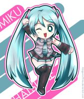 Miku ^^ by Akage-no-Hime