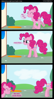 Pinkie Pie and Portal... again - 4th Portal by DiegoTan
