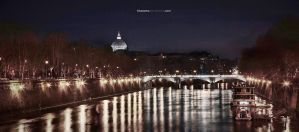 Roma by night by blueanto