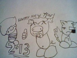 New Years by Burnzy69