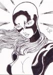 Marvel NOW marvel girl! -aceo- by Jason-Lee-Johnson