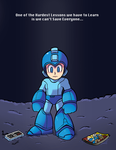 Fight on Mega Man. Fight on... by SonicKnight007