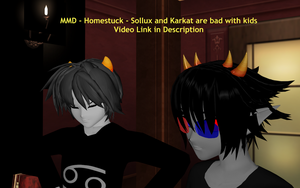 MMD Homestuck - Video Promo 2 by InvaderBlitzwing