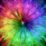 Rainbow Quilt by Humble-Novice