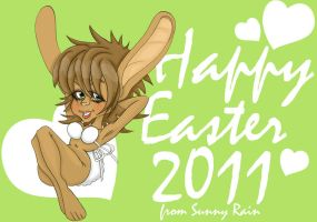Happy Easter by Sunny-X-Ray