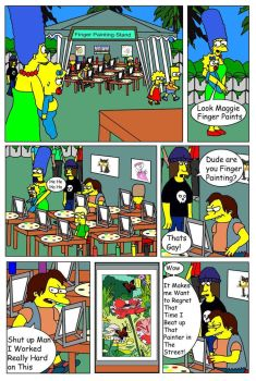 Simpsons Comic Page 06 by silentmike86