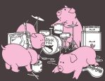 rawk pigs by cova