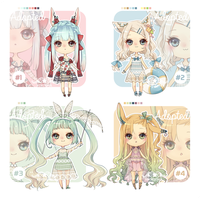 Lace Chibi Adopt ::CLOSED:: by Rurucha