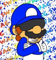 SMG4 Has Swag by Lulikat15