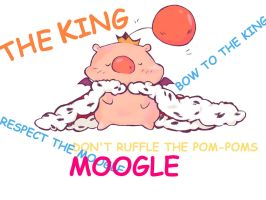 King Moogle by PoppetthePuppet101