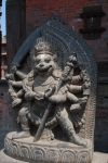 Baktapur - Sculputure 1 by LLukeBE