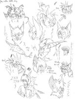 Yes, another sketch dump by jeany545