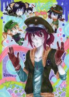 : Happy B-Day our Commander by AsuHan