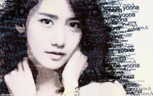 Typo-YOONA-graphy by JellYTaengooOoO