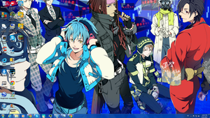 DRAMAtical Murder Theme Ver 1.1 by RickyTheZombie