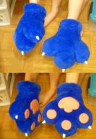 Yoru from Shugo Chara Hands by Monoyasha