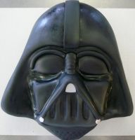 Darth Vader Cake by keki-girl