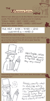 Professor Layton Meme by dragonack27