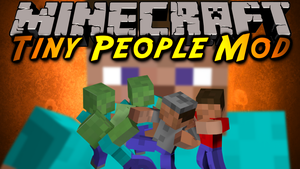 Tiny People by SkyDoesMinecraft