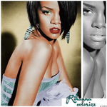 Colorize - Rihanna by Kloddy44