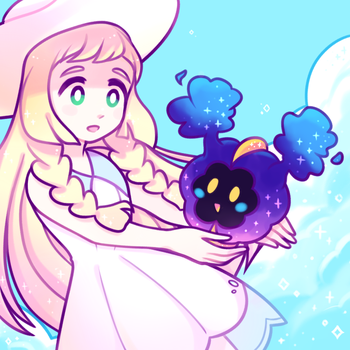 Lillie by azulila